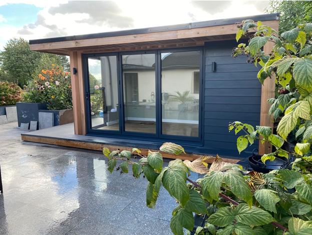 How to Create a Luxury Garden Room